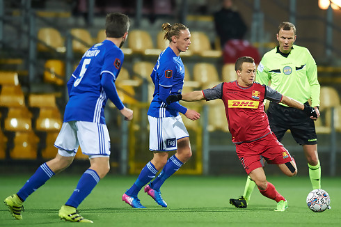 Lyngby slog FCN i premieren