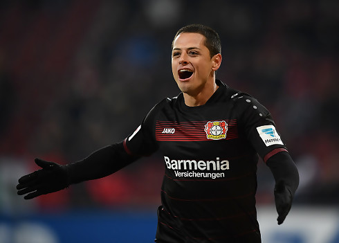 Chicharito grundlagde Leverkusen-sejr