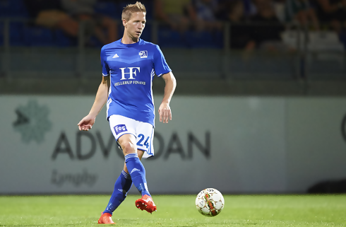 Lyngby har Sørensen tilbage mod Randers