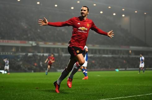 Zlatan er stadig en mulighed for United