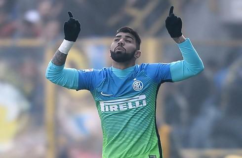 Gabigol: Indtil videre bliver jeg i Inter