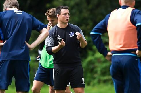 Thomas Nørgaard ny cheftræner i Lyngby