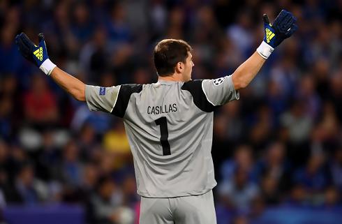 Iker Casillas glad for stor tillid fra FC Porto