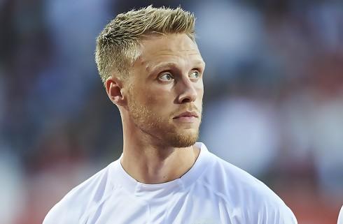 Nicolai Jørgensen tvivlsom til landskamp