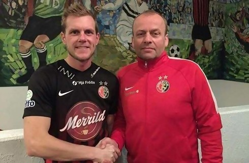 Martin Bergvold fortsætter i HB Torshavn