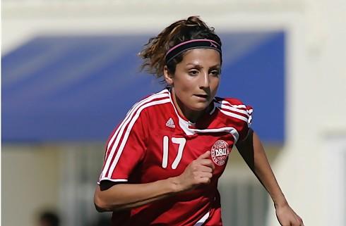 Nadia Nadim Årets Spiller