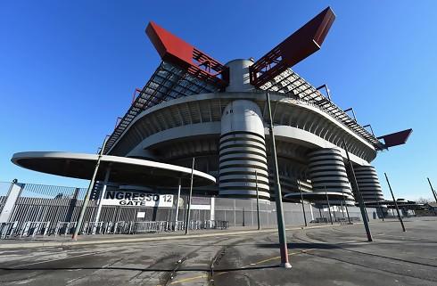 Atalanta låner San Siro til Champions League