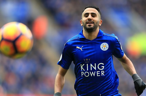 Mahrez: Umuligt at vinde Champions League