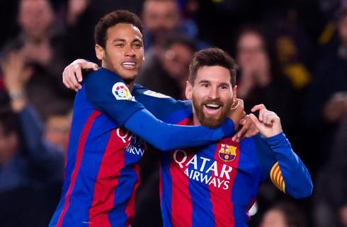 Messi: Neymar i Real vil være forfærdeligt