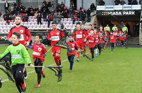 FC Fredericia forlænger med stadionsponsor