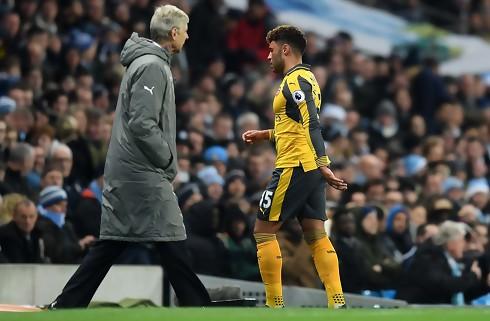 Wenger: Ox har fået chancen for at bevise sig