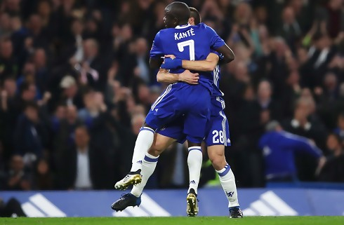 Chelsea og Tottenham dominerer årets hold