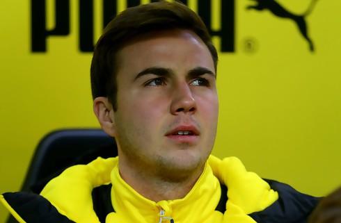 Dortmund: Götze er ude resten af sæsonen