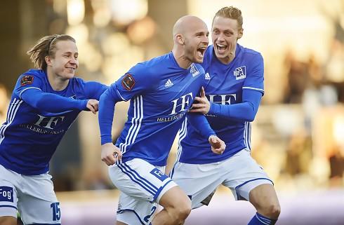 Lyngby-back: Vi jagter metal