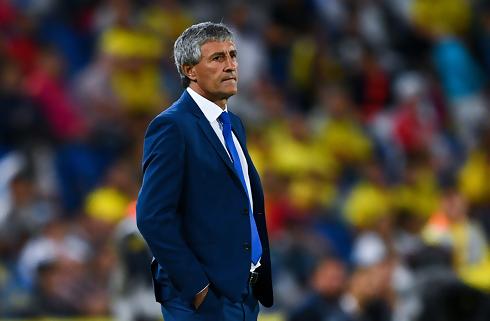 Real Betis-træner: Har brug for lidt tid