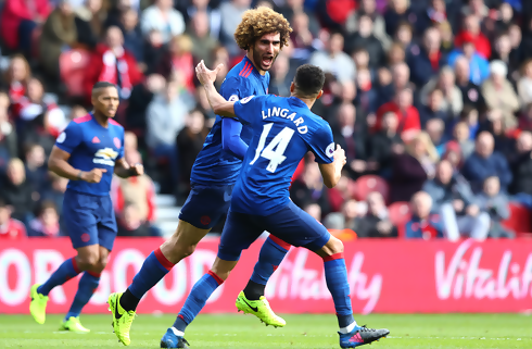 United hentede sejren i Middlesbrough