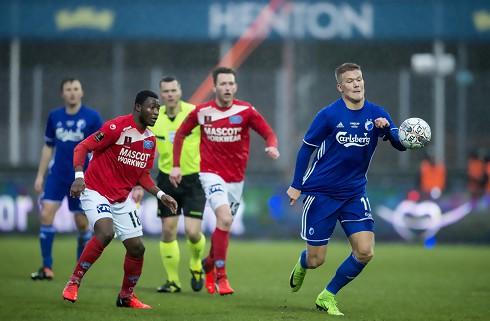 Ubesejrede FCK comebacksejrede i Silkeborg