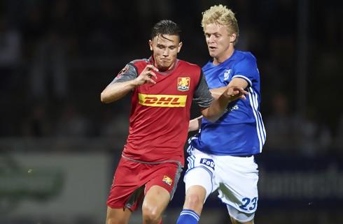 Officielt: Lyngby sælger Odgaard til Inter