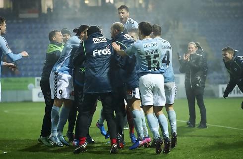 FCK eller Brøndby skal til Haderslev i pokalen
