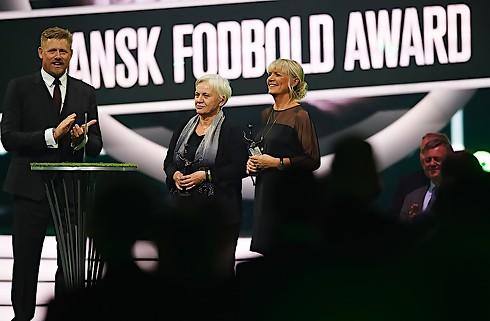 To første kvinder i Hall of Fame