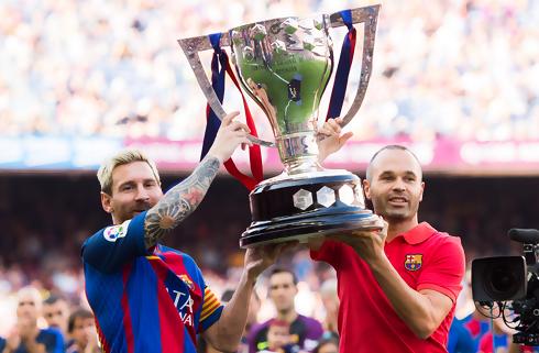 Barca-boss: Messi og Iniesta forlænger