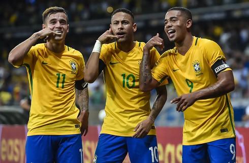 Brasilien nyt tophold på FIFA-rangliste
