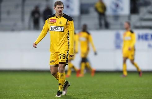 AC Horsens sælger Andre Bjerregaard