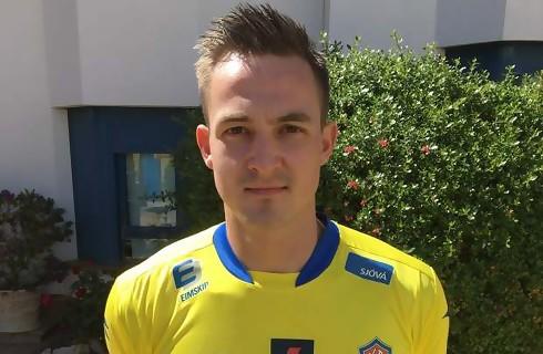 Emil Lyng fortsætter i islandsk fodbold