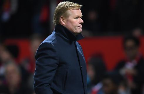Koeman tror på Everton i top seks