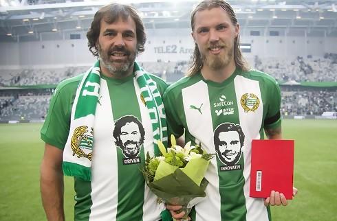 Bjørn Paulsen nomineret til Allsvenskan-pris