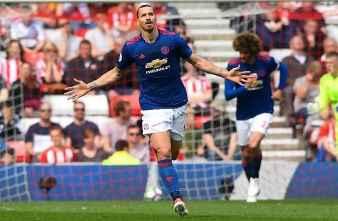 Mourinho frygter det værste for Zlatan