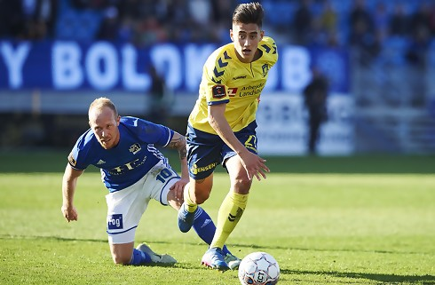 Brøndby-back: Skal smadre på fra start
