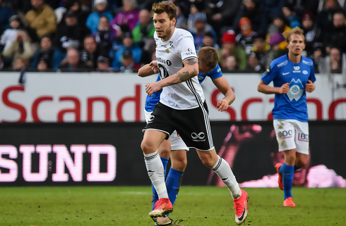 Bendtner: Jeg skulle have scoret flere mål