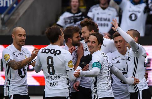 Rosenborg sled sig til sejr mod bundhold