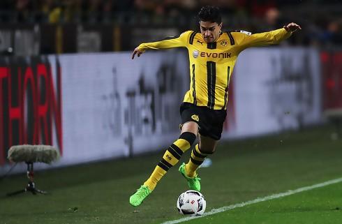 Dortmund-spanier misser Tottenham-møde