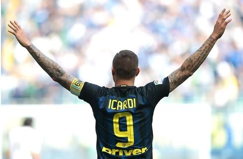 Inter-boss: Icardi bliver her i mange år