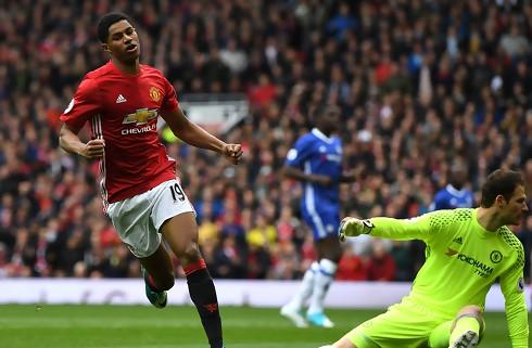 Rashford roser Uniteds vedholdenhed