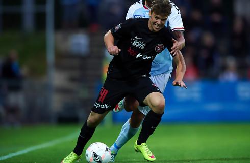 Munksgaard ovenud lykkelig for comeback
