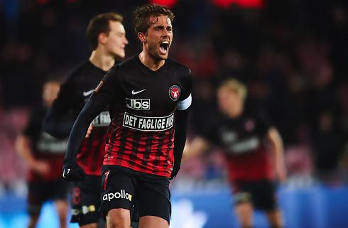 Jakob P.-hattrick i vildt FCM-comeback