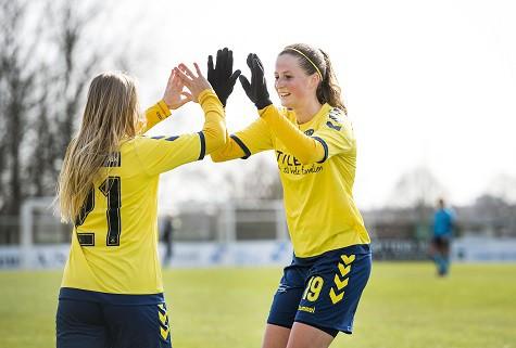 Svensk klub henter Nicoline Sørensen