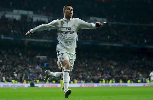 Vilde Ronaldo bombede Real i semifinalen