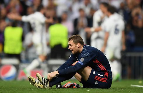 Bayern bekræfter: Neuer færdig for sæsonen