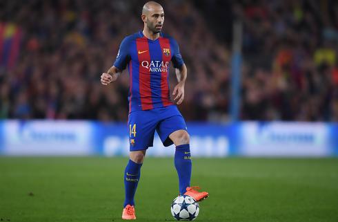 Mascherano: Er ikke længere vigtig i Barca