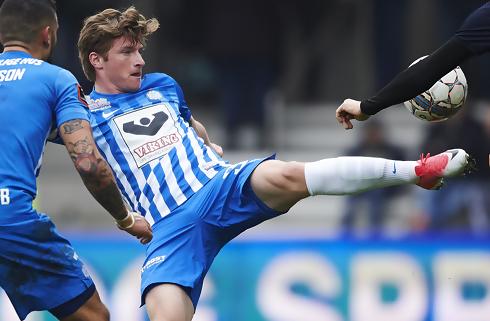 Glad EfB-boss: Dreyer er et stort talent