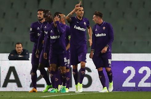 Fiorentina tog sejren mod Bologna