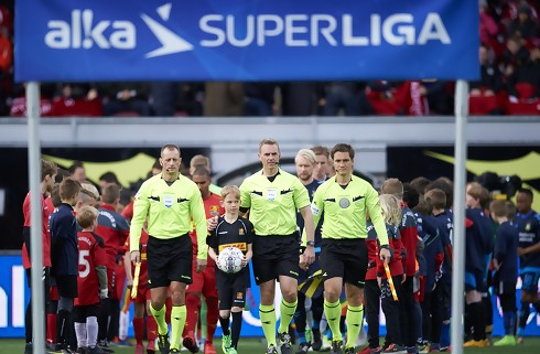 Superligaen skæres ned til 12 hold fra 2020