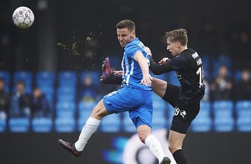 Jeppe A. og Palsson tilbage for Esbjerg