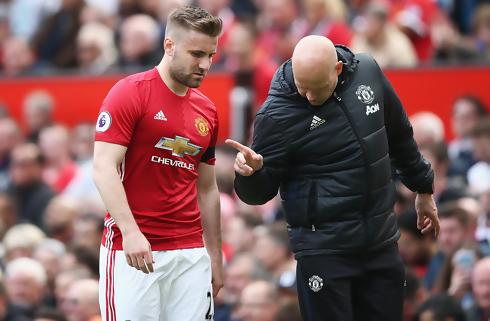Luke Shaw tror på stor sæson i United