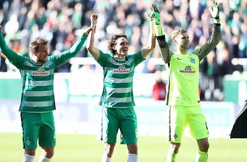 Werder sejrede i Delaneys anfører-debut
