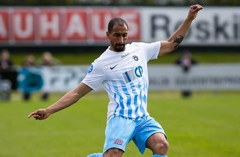 Simon Richter stopper i FC Roskilde